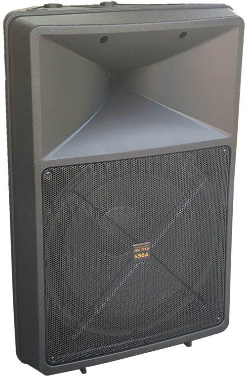 רמקול מוגבר PROTECH 550A