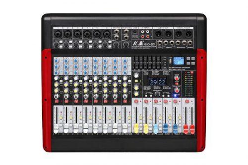 מיקסר 10 ערוצים מקצועי ICM G10-DX