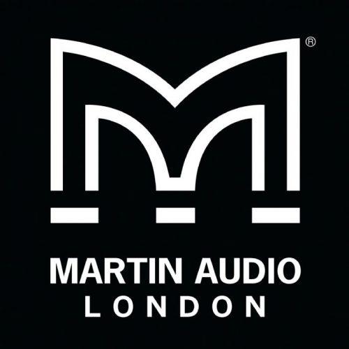 רמקולים מוגברים Martin Audio