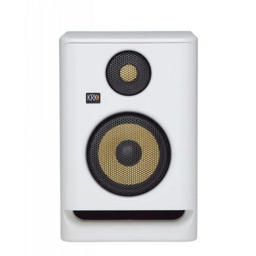 מוניטור אולפני בצבע לבן KRK ROKIT 5 G4 White