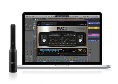 מערכת כיול ומדידה אקוסטית IK Multimedia AC-250-HCD