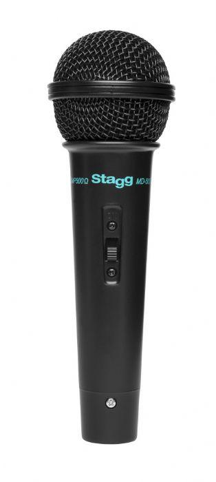 מיקרופון דינמי Stagg MD-500BKH