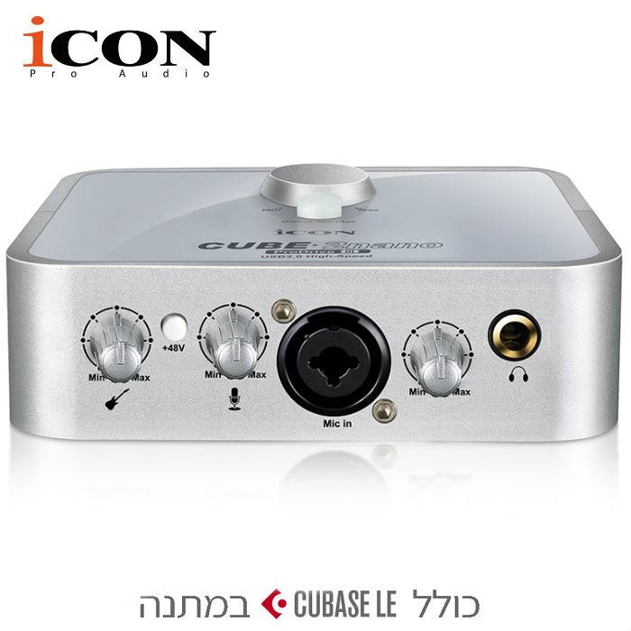 (iCON Cube 2Nano (ProDrive III