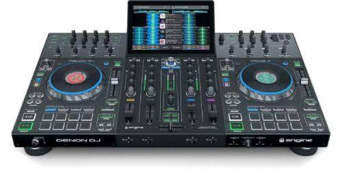 קונטרולר Denon DJ Prime 4