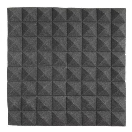ספוג אקוסטי צבע אפור 50×50