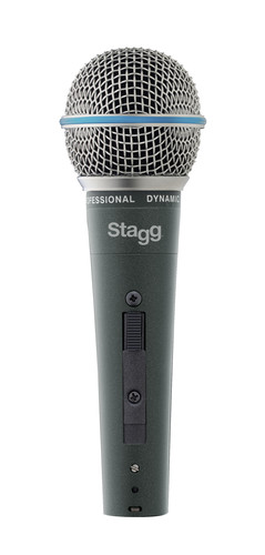 מיקרופון דינמי Stagg SDM60