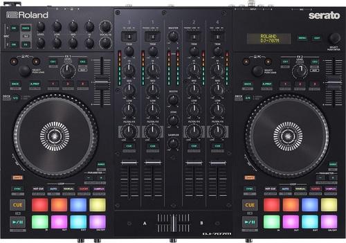 קונטרולר דיג'יי Roland DJ-707M
