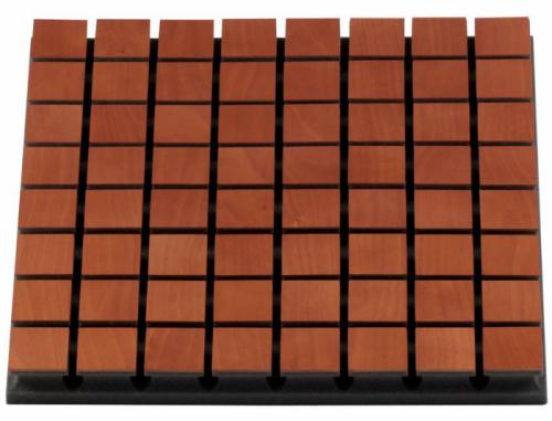 Flexi Wood A50 Light Brown מארז 8 יחידות