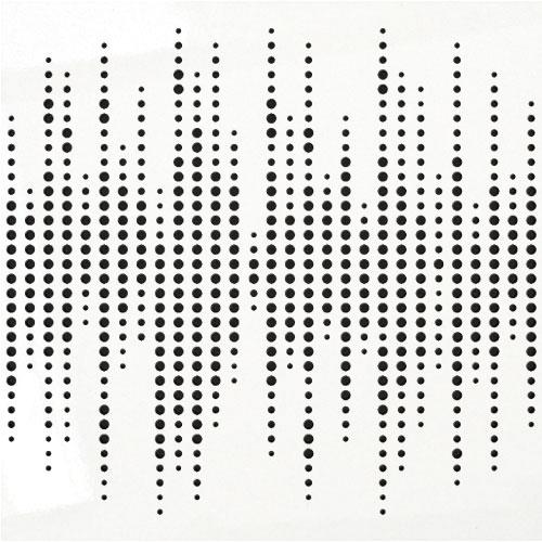סט 8 יחידות לוח אקוסטי Artnovion Athos W צבע Blanc