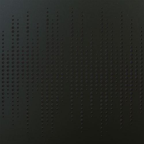 סט 8 יחידות לוח אקוסטי Artnovion Athos W צבע Noir