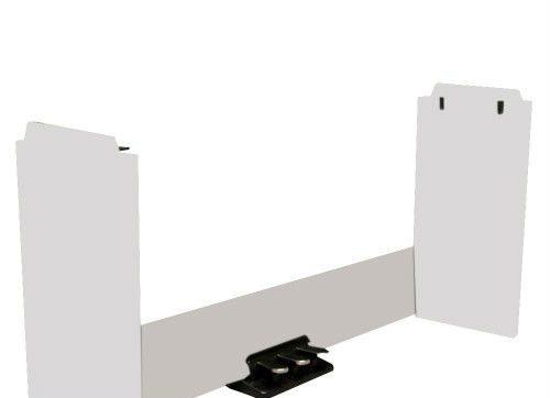 סטנד עץ לפסנתר בצבע לבן KURZWEIL KAS-5W – KA90
