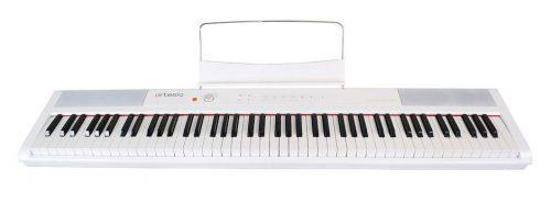 פסנתר חשמלי 88 קלידים בצבע לבן Artesia PERFORM-WHT