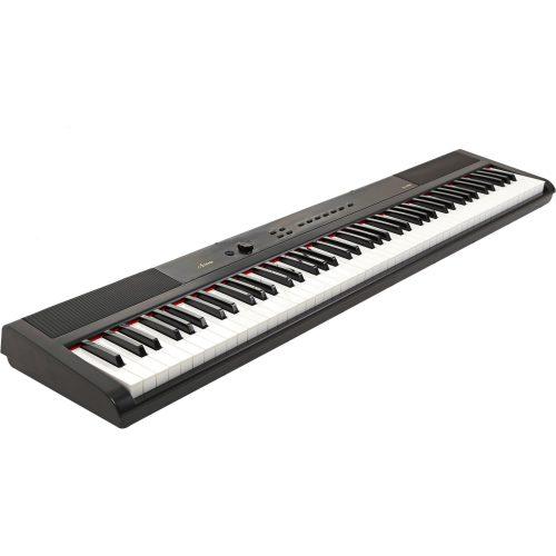 פסנתר חשמלי 88 קלידים בגודל מלא Artesia PA-88W