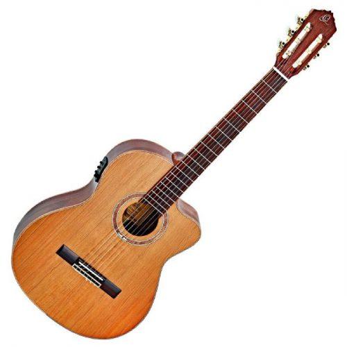 גיטרה קלאסית מוגברת Ortega RCE159SN