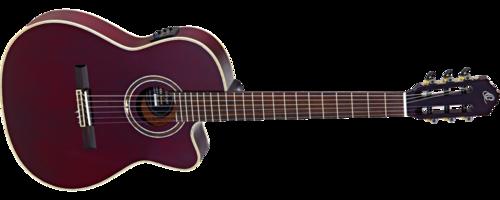 גיטרה קלאסית מוגברת Ortega RCE139-T4STR