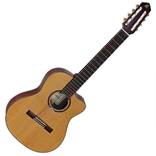 גיטרה קלאסית 8 מיתרים Ortega RCE159-8