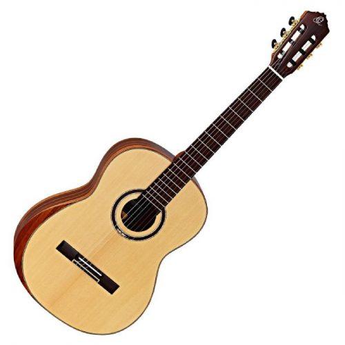 גיטרה קלאסית מוגברת Ortega STRIPEDSUITE