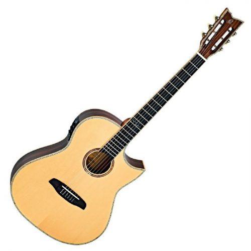 גיטרה קלאסית מוגברת Ortega JADE