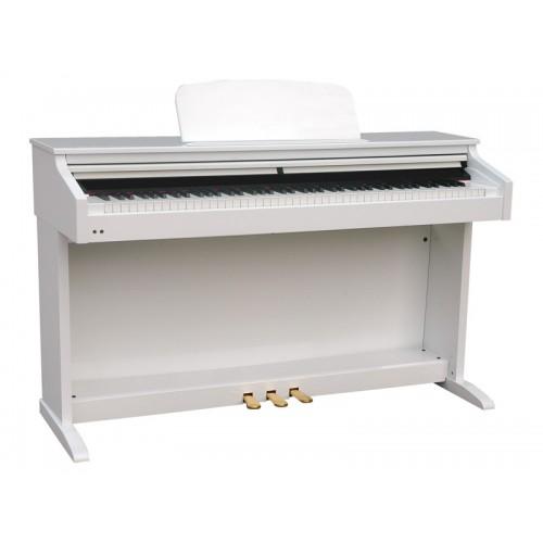 פסנתר חשמלי 88 קלידים בצבע לבן Ringway TG8867WHT