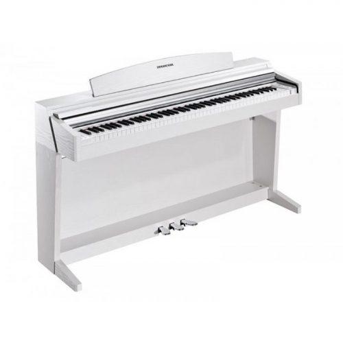 פסנתר חשמלי 88 קלידים Kurzweil KA130WHT