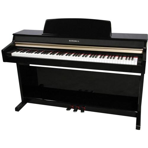 פסנתר חשמלי 88 קלידים KURZWEIL MP10BP