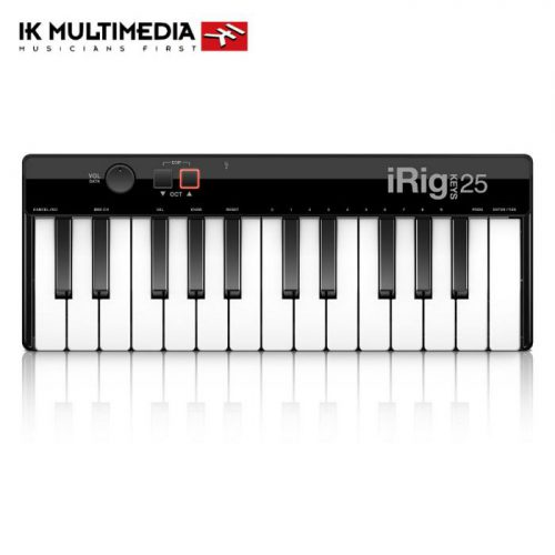 מקלדת שליטה IK Multimedia iRig Keys 25
