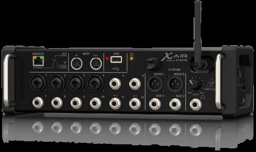 מיקסר דיגיטלי Behringer XR-12
