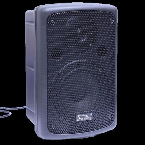 רמקול מוגבר 6״ Soundking FP206A