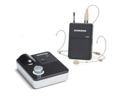 מיקרופון אלחוטי מדונה SAMSON Stage XPDm Headset System