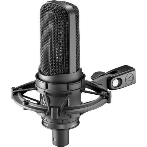 מיקרופון קונדנסר אולפני Audio Technica AT4050SC