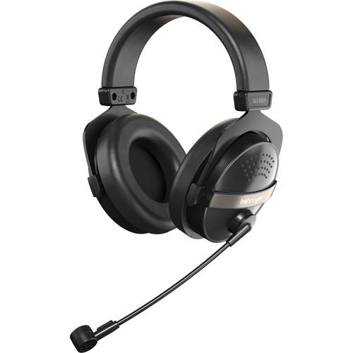 אוזניות אולפניות עם מיקרופון מובנה Behringer HLC 660M