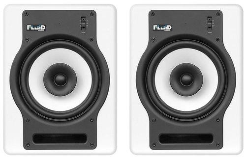 זוג מוניטורים אולפניים Fluid Audio FX8W Fader Coax