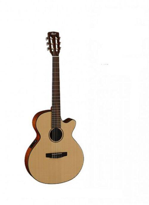 גיטרה קלאסית מוגברת Cort CEC-3NS