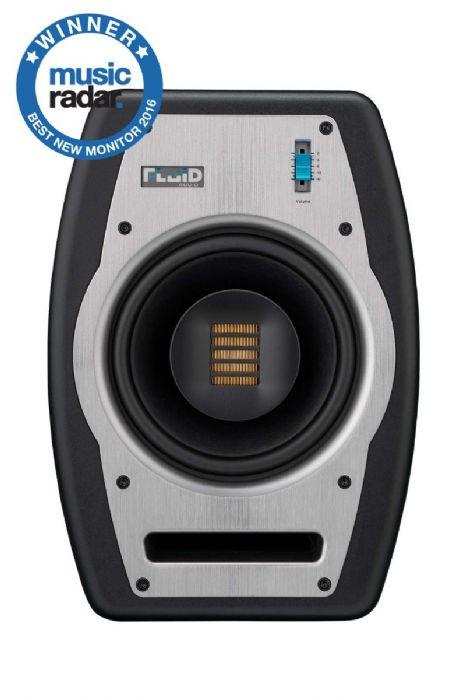 מוניטור אולפני Fluid Audio FPX7 Fader Pro Coax DSP