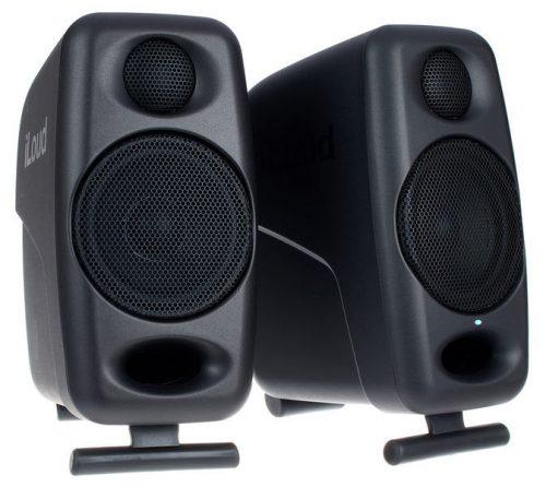 זוג מוניטורים אולפניים IK Multimedia iLoud Micro Monitor