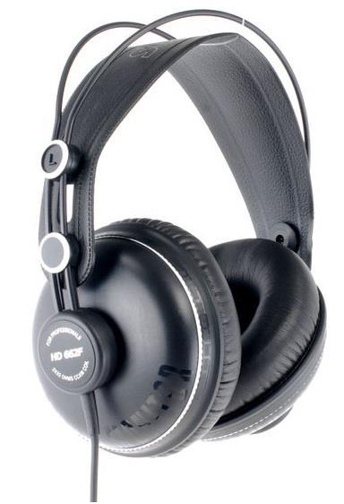 אוזניות אולפן סגורות Superlux HD662F