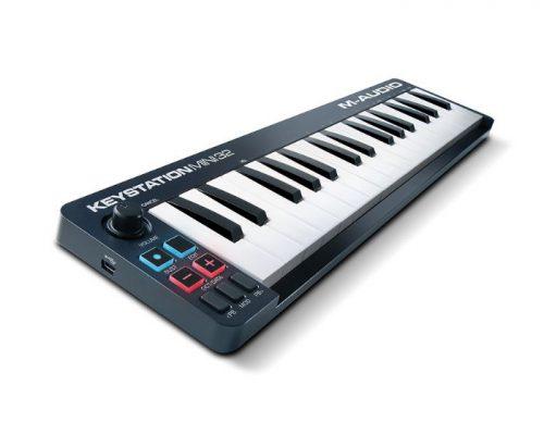 מקלדת שליטה ניידת M-Audio Keystation Mini 32 II