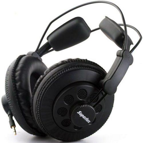 אוזניות אולפניות חצי פתוחות Superlux HD668