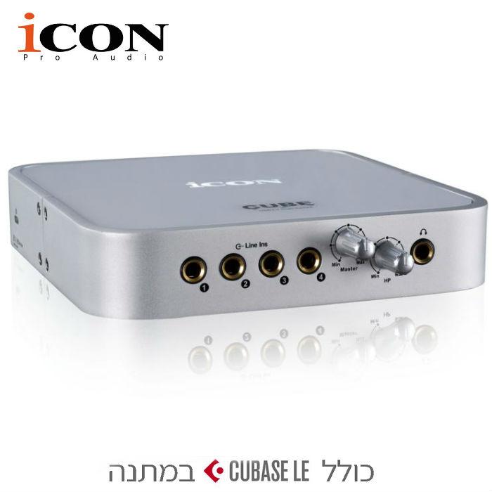 iCON Cube Pro
