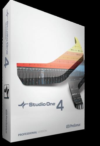 תוכנה Studio One 4 Pro PreSonus