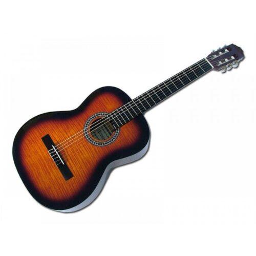 גיטרה קלאסית Armando בצבע SunBurst