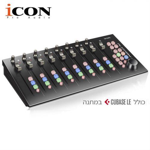 משטח שליטה אולפני מקצועי +iCON Platform M
