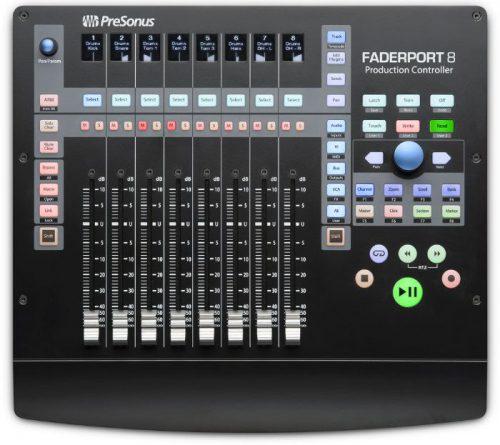 משטח שליטה FaderPort 8 PreSonus