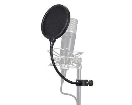 מגן רוח למיקרופון Samson PS04 POP FILTER