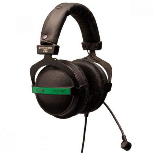 אוזניות סגורות עם מיקרופון Superlux HMD660