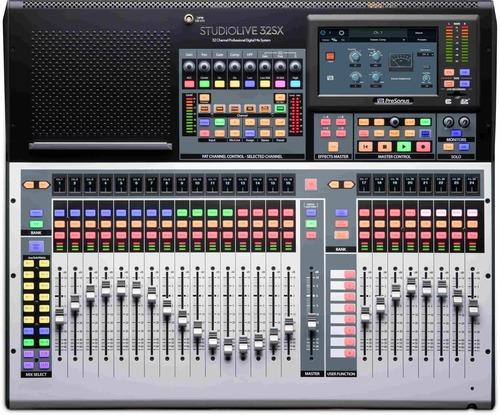 מיקסר דיגיטלי PreSonus StudioLive 32SX