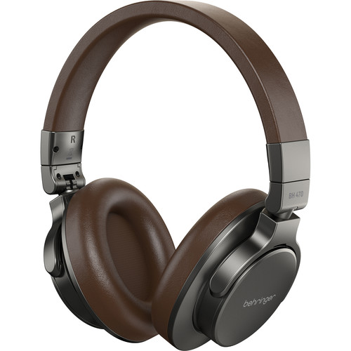 אוזניות מוניטור אולפניות Behringer BH 470
