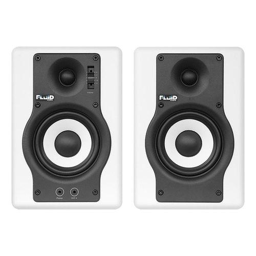 זוג מוניטורים אולפניים Fluid Audio F4W