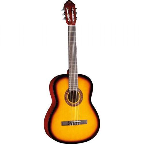 גיטרה קלאסית כולל נרתיק Eko CS-10 Sunburst