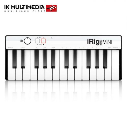 מקלדת שליטה IK Multimedia iRig Keys Mini
